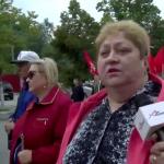Участники марша в Новых Аненах: Пора менять власть (ВИДЕО)