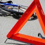 В Тирасполе пожилой велосипедист оказался под колесами автомобиля