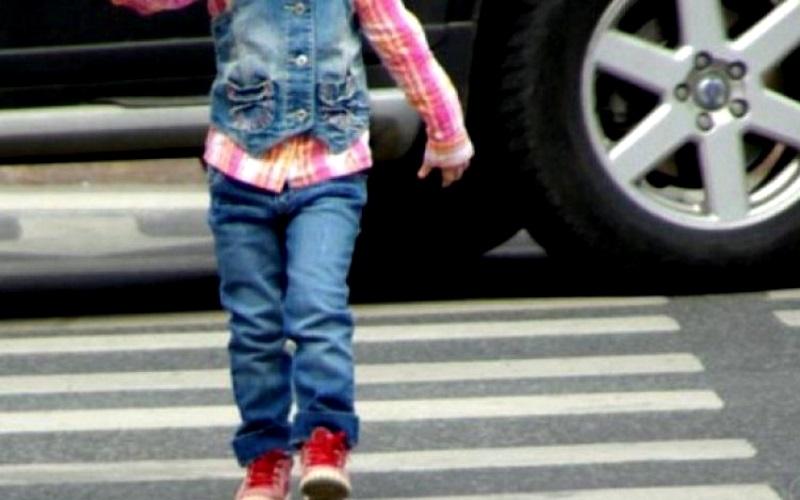 В минувшее воскресенье в Комрате сбили 5-летнюю девочку