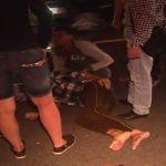 В Кишиневе автомобиль сбил пожилого мужчину (ВИДЕО)
