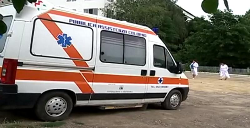Молдаванка прислала из Италии в Ниспоренскую больницу медицинское оборудование, мебель и две машины скорой помощи (ВИДЕО)