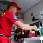 Молдаванину, пострадавшему в ДТП в Румынии, понадобилась помощь медиков SMURD (ВИДЕО)