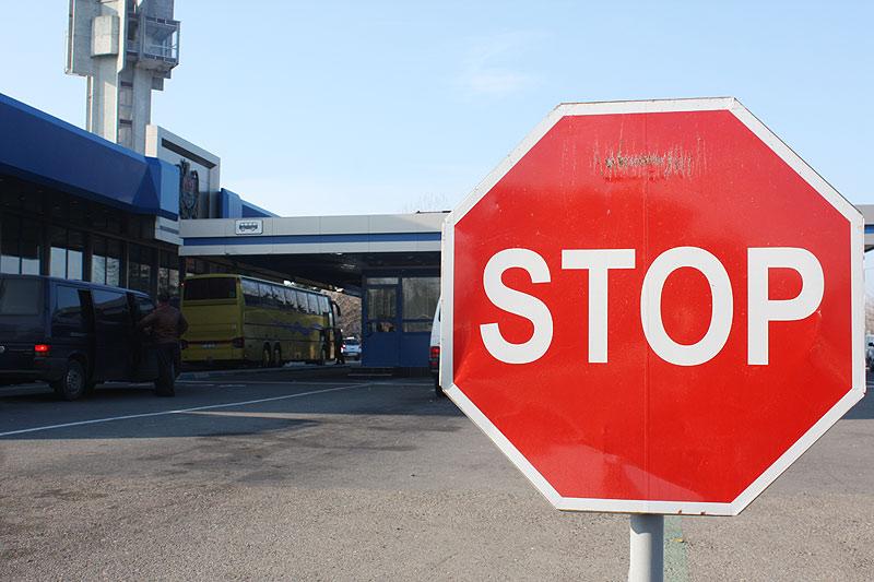 Внимание, водители! Один из наиболее востребованных КПП приостановил свою деятельность