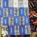 Сотни пар очков и зубных имплантатов попытались незаконно ввезти в Молдову (ФОТО)