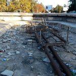 """Создана петиция с просьбой восстановить фонтан у парка """"Долина Роз"""""""