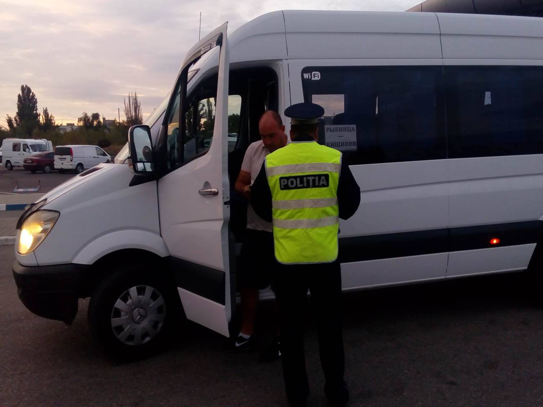 Проверка междугородних автобусов в Кишиневе выявила множество нарушений (ВИДЕО)