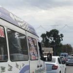 С началом учебного года в Кишинев вернулись пробки и забитый транспорт (ФОТО)