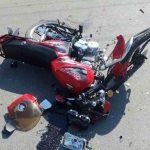 15-летний мотоциклист был серьезно травмирован при ДТП в Бричанском районе (ФОТО)