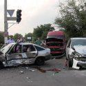 Неработающий светофор стал причиной серьезной аварии в Тирасполе (ФОТО)