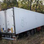 Почувствовавший недомогание водитель фуры потерял управление и съехал в кювет (ФОТО)