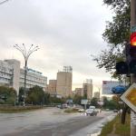 """На ряде перекрестков Кишинева разрешили проезд """"прямо"""" на красный свет"""