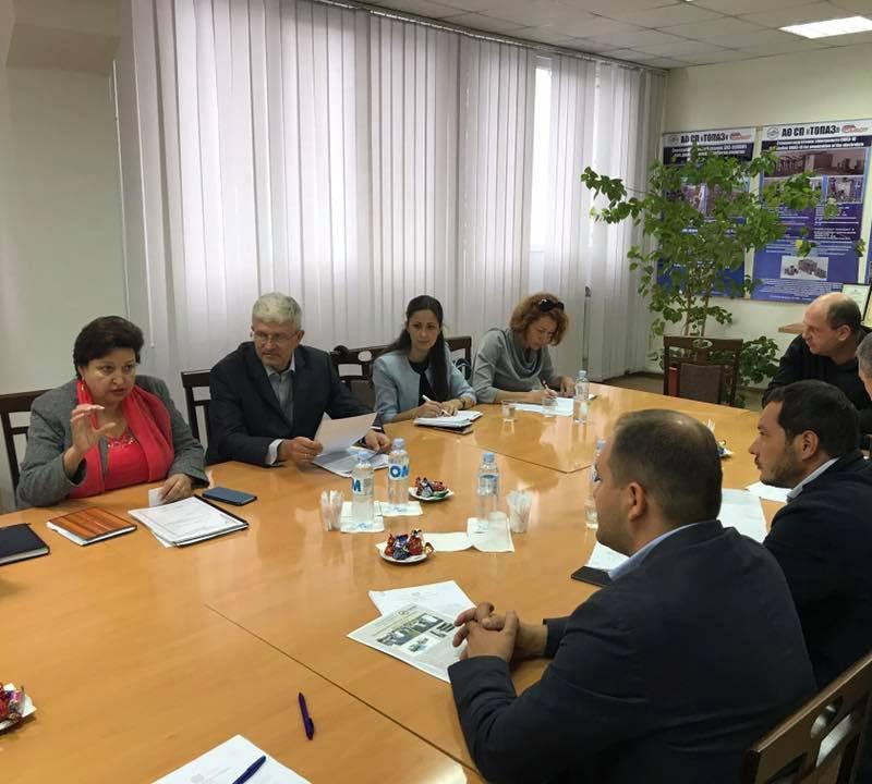 Ион Чебан: Мунсовет должен спасти завод «Топаз» от уничтожения