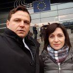 Батрынча рассказал, почему Санду и Нэстасе не протестуют сегодня у парламента