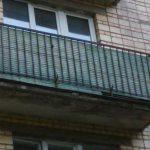 Мужчина во время приступа эпилепсии не удержался на ногах и упал с балкона квартиры