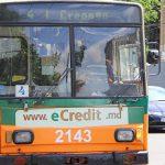 В воскресенье две улицы в Кишиневе перекроют, а общественный транспорт изменит движение