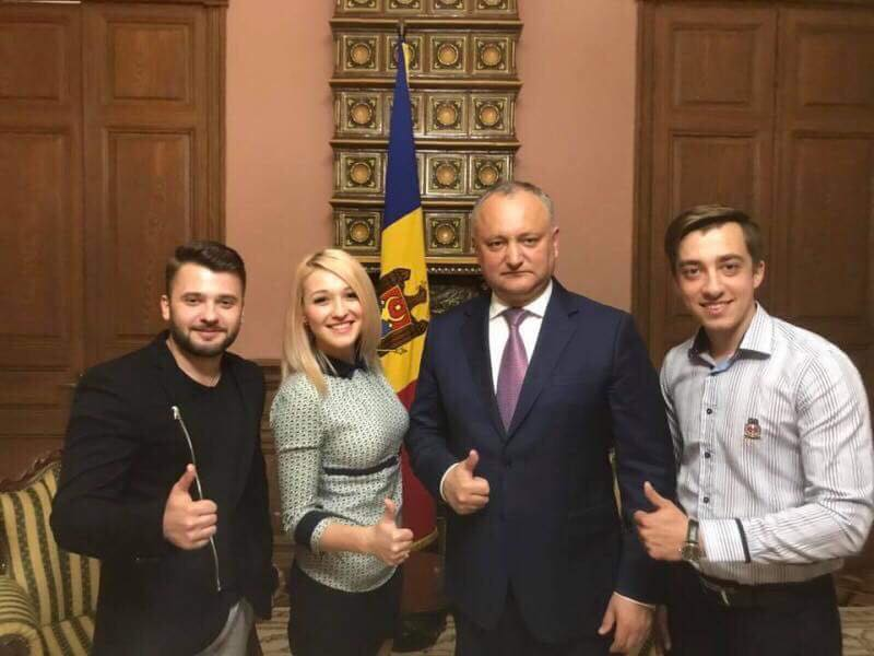 "При поддержке президента группа ""Doredos"" представит Молдову на ""Новой волне – 2017"""