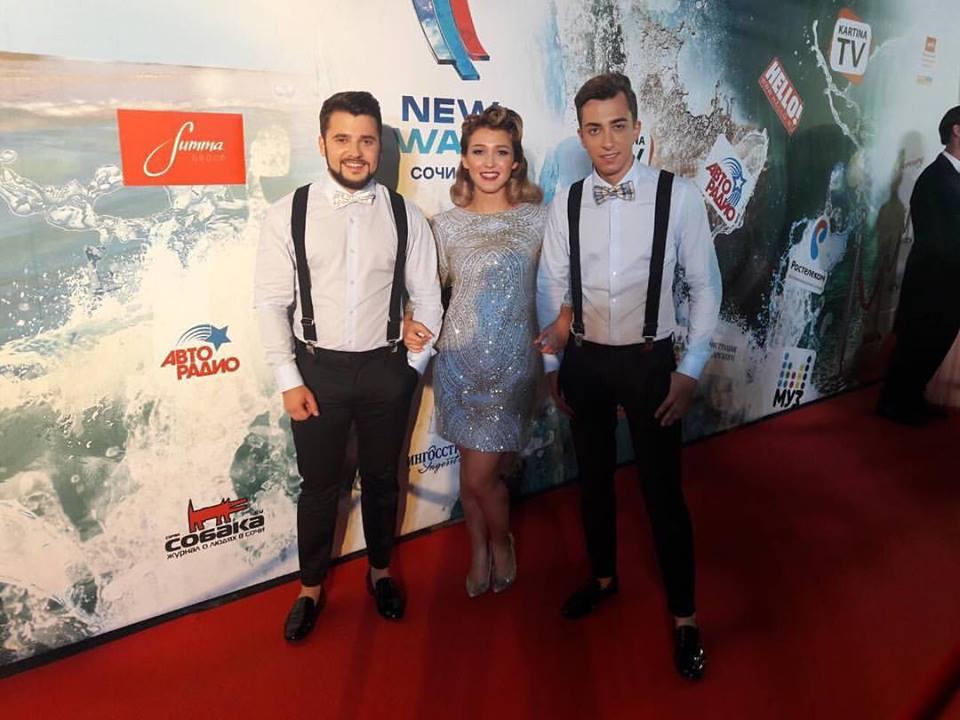 Группа Doredos из Молдовы уверенно вошла в тройку лидеров «Новой волны-2017»