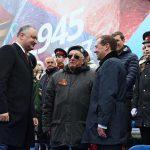 Глава государства поздравил Дмитрия Медведева с днем рождения (ФОТО)