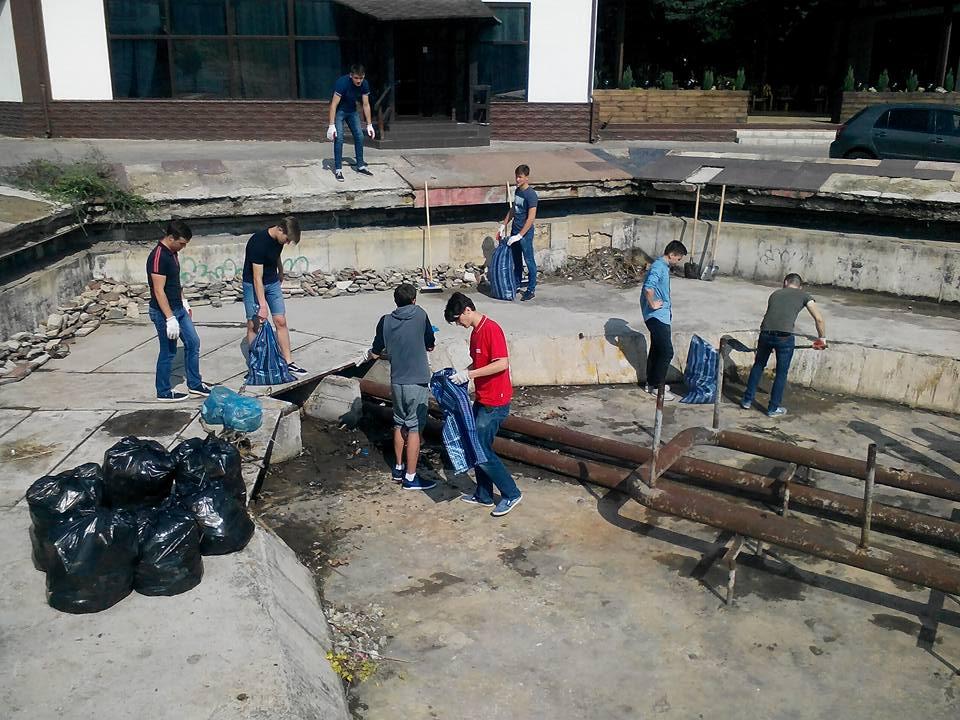 Социалисты запустят городскую программу по реабилитации фонтанов