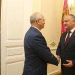 Президент и посол России обсудили положительную динамику двусторонних отношений