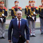Глава государства принял верительные грамоты трех новых послов (ФОТО)