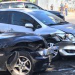Кабриолет BMW и Toyota оказались сильно разбиты при ДТП в Кишиневе (ФОТО)