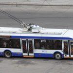 В Кишиневе возобновили работу два троллейбусных маршрута