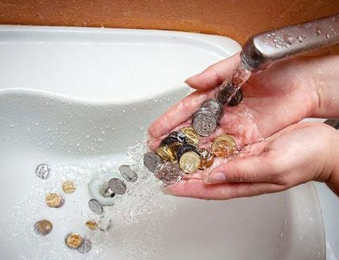 Жители Кагула будут платить больше за воду и канализацию