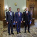 """Канду обсудил в Бухаресте празднование 100-летия """"унири"""": парламенты Молдовы и Румынии могут впервые провести совместное заседание"""
