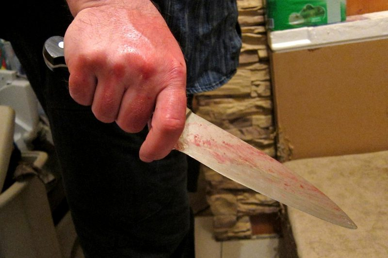 В Глодянах пьяный мужчина хладнокровно зарезал свою жену (ВИДЕО)