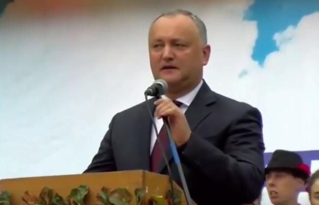 Додон: Наше самое большое богатство – то, что в Молдове веками мирно живут вместе представители различных национальностей (ВИДЕО)