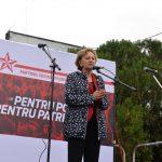 Зинаида Гречаный: Мы не должны упустить нашу страну (ВИДЕО)