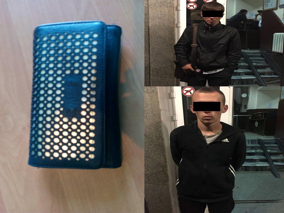 Двое орудовавших в маршрутках карманников задержаны в Кишиневе (ВИДЕО)
