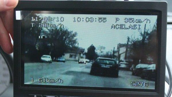 Что нужно знать молдавскому автолюбителю, чье превышение скорости зафиксировал радар