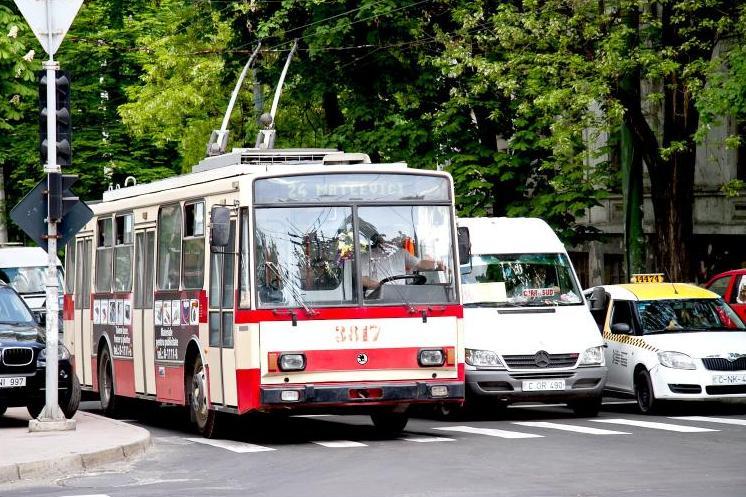 Внимание, кишиневцы: С 1 октября вносятся изменения в движение общественного транспорта