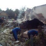 Пропавшая в результате взрыва дома девочка найдена мертвой