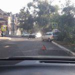 Серьезное ДТП произошло утром в центре Кишинева (ФОТО)