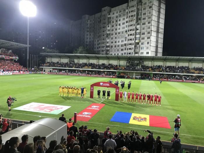 Молдова проиграла Уэльсу со счетом 0:2