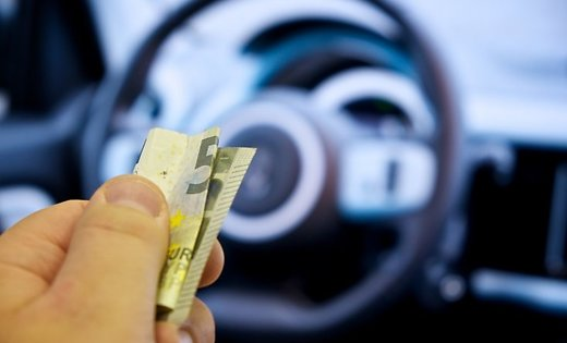 """Собрался прикрыть нарушения взяткой: теперь """"смелому"""" водителю грозит суровое наказание"""