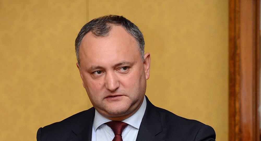 Додон о противостоянии с властью: Созову народ в Кишинев только для последнего боя (ВИДЕО)