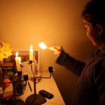 Некоторые жители Хынчешт останутся в воскресенье без света
