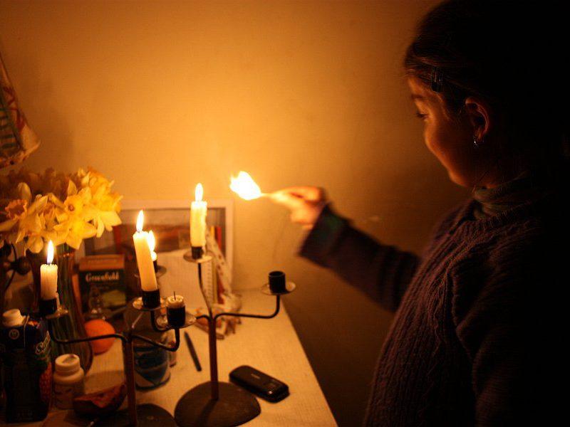 В двух столичных секторах в среду не будет света
