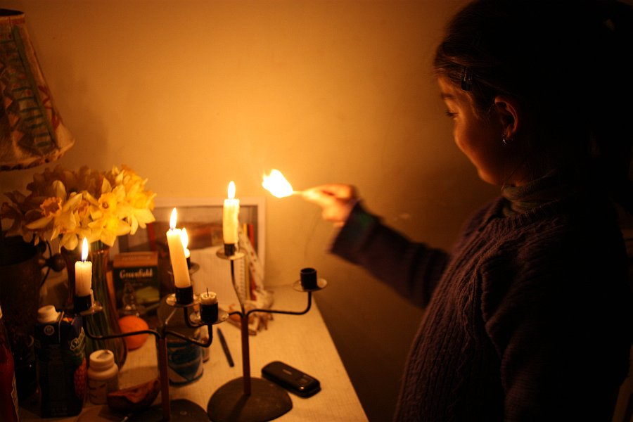 Некоторые жители Ниспорен останутся в субботу без электричества