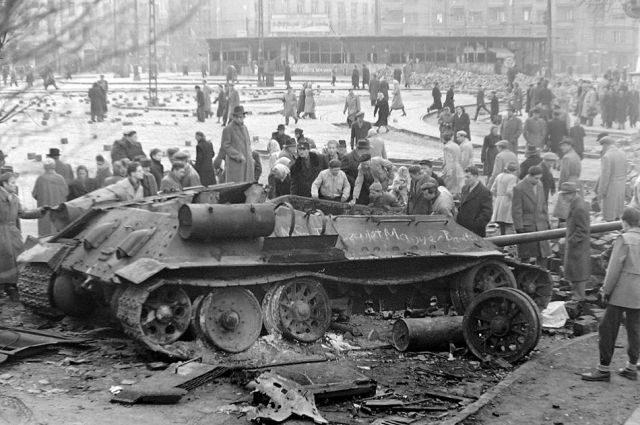 Мятеж агента «Володи». Как Советская Армия подавила Венгерское восстание