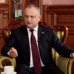 Додон: Решение приднестровского вопроса может стать историей успеха России и Запада