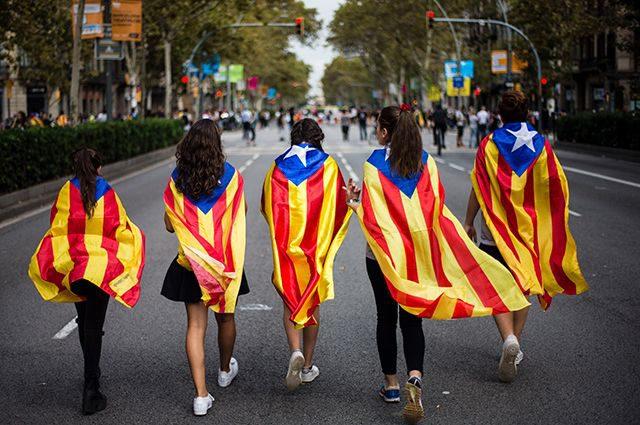 Каталония хочет на выход. Кто следующий?