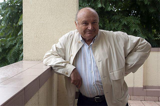 Михаил Жванецкий: «Супруга меня неплохо воспитала»