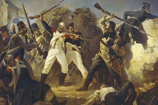 Стойкость Леонтия Коренного. Как русский солдат стал примером для французов