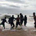 Подробности расследования авиакатастрофы над Африкой: эксперты еще раз отправятся изучить место крушения