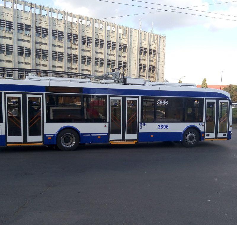ПСРМ намерена открыть для жителей Рышкановки новый троллейбусный маршрут